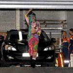 Lady Gaga:::Εμφάνιση στην Γαλλία